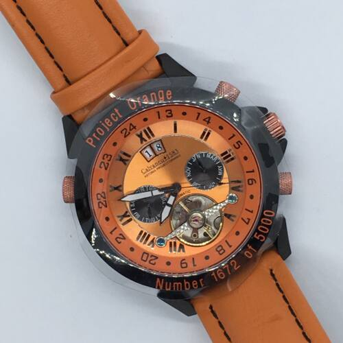 Calvaneo Project Orange