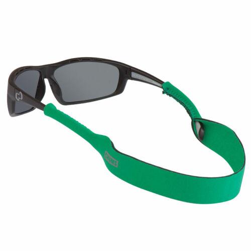Chums Neoprene Classic, green szemüvegpánt
