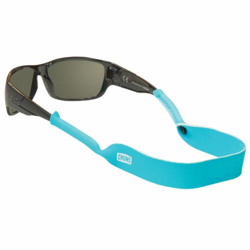 Chums Neoprene Classic, high vis blue szemüvegpánt