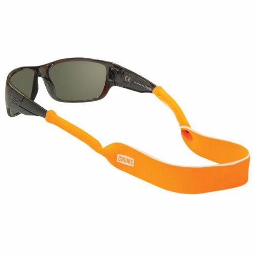 Chums Neoprene Classic, high vis orange szemüvegpánt