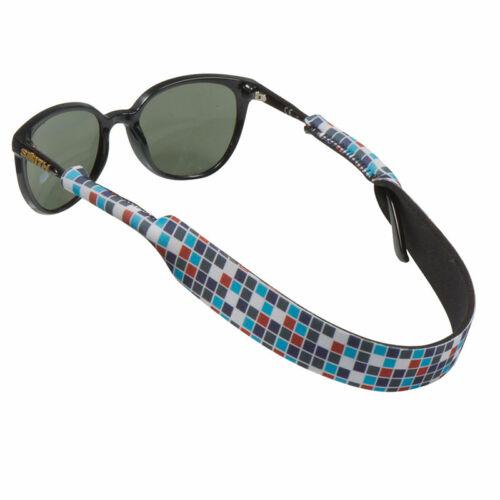 Chums Neoprene Classic Print, checkerboard szemüvegpánt
