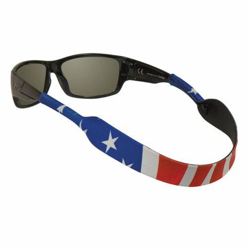 Chums Neoprene Classic Print, USA flag szemüvegpánt