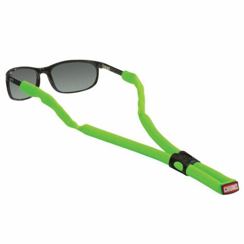 Chums Glassfloat Classic, high vis green szemüvegpánt
